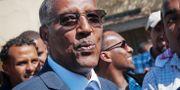 Somalilands president Musa Bihi Abdi. Barkhad Kaariye / TT / NTB Scanpix