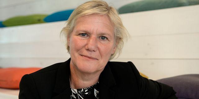 Ann-Marie Begler Bertil Ericson / TT / TT NYHETSBYRÅN
