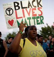 Protest i Miami.  Lynne Sladky / TT / NTB Scanpix