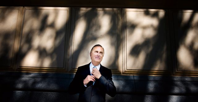 Robert Andreen, grundare Nordic Capital.  Robert Henriksson / SvD / TT / TT NYHETSBYRÅN