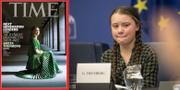 Greta Thunberg  TT