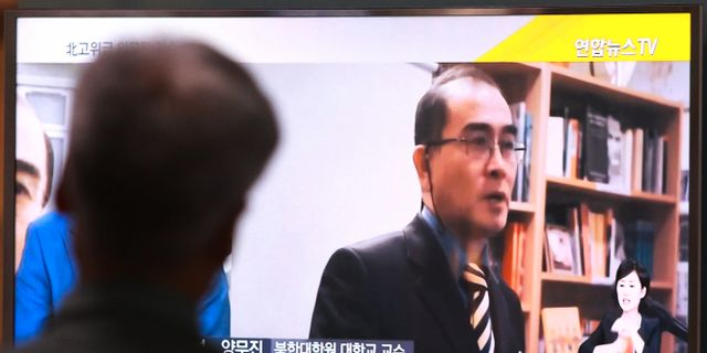 Nordkorea avhoppade ar kidnappade