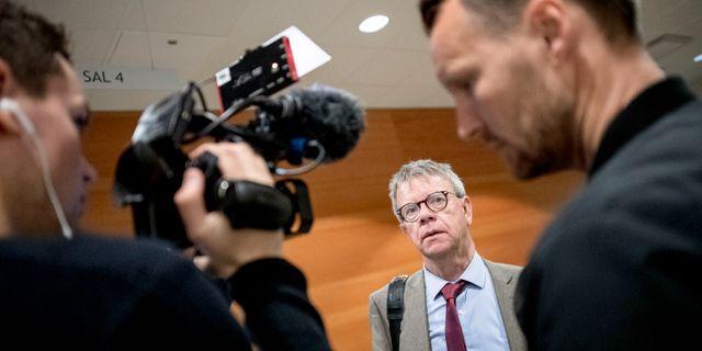 Thomas Ahlstrand  Björn Larsson Rosvall/TT / TT NYHETSBYRÅN