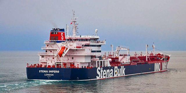 Stena Bulks oljefartyg. Stena Bulk / TT NYHETSBYRÅN/ NTB Scanpix