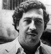 Pablo Escobar. AP / TT / NTB Scanpix
