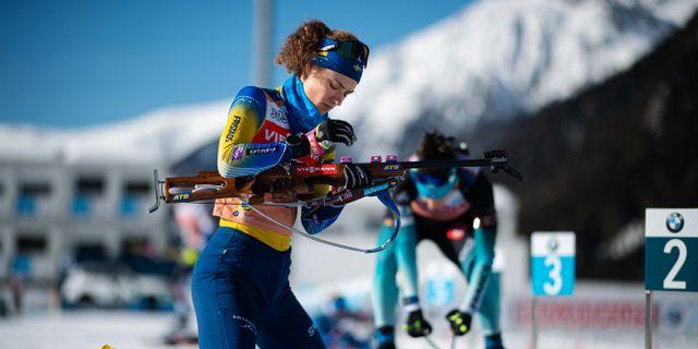 Hanna Öberg. JOEL MARKLUND / BILDBYRÅN