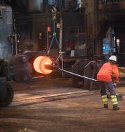 Ovako stålverk.  Fredrik Sandberg/TT / TT NYHETSBYRÅN