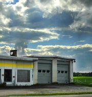 Arkivbild: Nedlagd bensinstation utanför Sala. Hasse Holmberg / TT / TT NYHETSBYRÅN