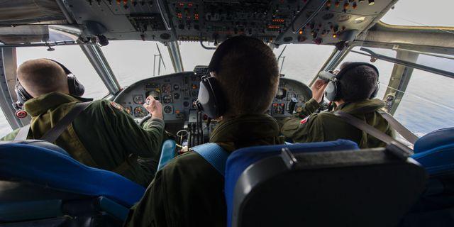 Sista orden fran cockpit innan flygplanet forsvann