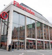 Filmstaden Sergel i Stockholm. Arkivbild. Jessica Gow/TT / TT NYHETSBYRÅN