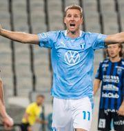 Ola Toivonen. Johan Nilsson/TT / TT NYHETSBYRÅN