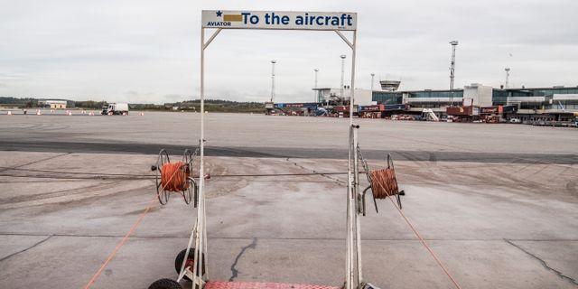 Arlanda flygplats. Arkivbild. Lars Pehrson/SvD/TT / TT NYHETSBYRÅN