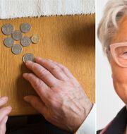 Eva Eriksson. TT, SPF Seniorerna/Tomas Södergren
