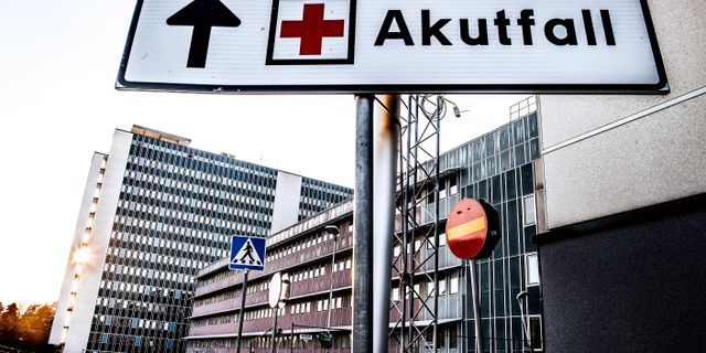 Kritik for handfangsel pa sjukhus