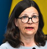 Anna Ekström.  TT.