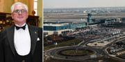 Åke Göransson/Bukarests internationella flygplats. TT/Wikimedia