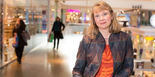 Elisabet Elmsäter Vegsö. Svensk Handel