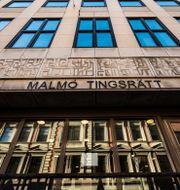 Arkivbild. Malmö tingsrätt.  Johan Nilsson/TT / TT NYHETSBYRÅN