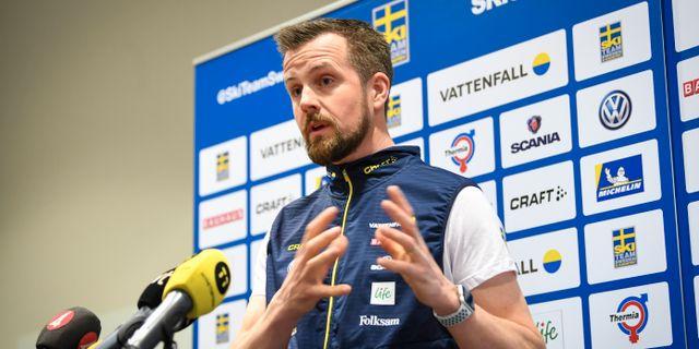 Jonas Peterson. Arkivbild. Fredrik Sandberg/TT / TT NYHETSBYRÅN