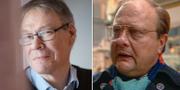 Krister Petersson och Stig Engström. TT