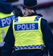 Kjäll Gustafsson.  TT/Privat.