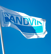 Sandviks vd och koncernchef Stefan Widing.