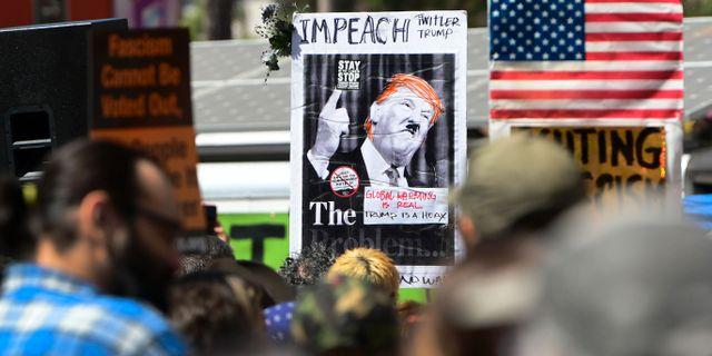 FREDERIC J. BROWN / AFP