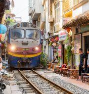 Hanoi, Vietnam  Shutterstock