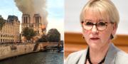 Utrikesminister Margot Wallström  TT