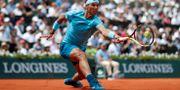 Rafael Nadal. CHRISTIAN HARTMANN / TT NYHETSBYRÅN