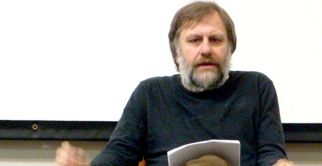 Slavoj Zizek. Andy Miah, Wikimedia