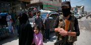 Staden Majib i norra Syrien. Lefteris Pitarakis / TT NYHETSBYRÅN/ NTB Scanpix