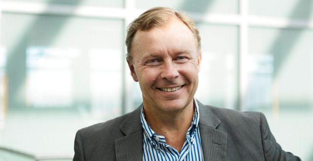 Oberoende finansanalytikern Peter Malmqvist. FANNI OLIN DAHL / TT / TT NYHETSBYRÅN