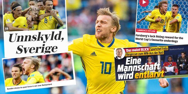"""Sverige hyllas utomlands  """"Hela världens favoriter"""" - Omni fb1357edb38f6"""