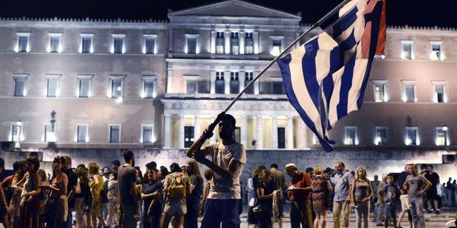 Grekiskt ja till samkonade partnerskap