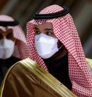 Mohammed bin Salman. Amr Nabil / TT NYHETSBYRÅN