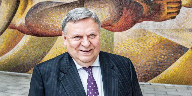 Viktor Tatarintsev. Tomas Oneborg/SvD/TT / TT NYHETSBYRÅN