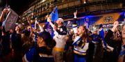 Fans i St Louis. JEFF CURRY / BILDBYRÅN