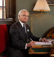 Carl XVI Gustaf. Arkivbild. Linda Broström / Kungliga Hovstaterna / TT NYHETSBYRÅN