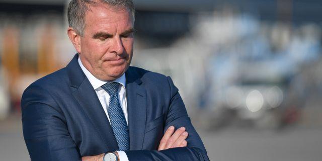 Arkivbild: Lufthansas vd Carsten Spohr ANDREAS GEBERT / TT NYHETSBYRÅN