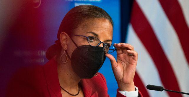 Susan Rice, inrikespolitisk rådgivare.  Manuel Balce Ceneta / TT NYHETSBYRÅN