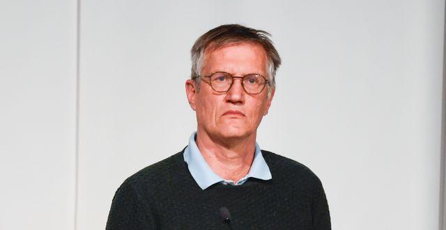 Anders Tegnell.  Carl-Olof Zimmerman/TT / TT NYHETSBYRÅN