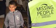 Sexårige Jones är försvunnen. Polisen / TT