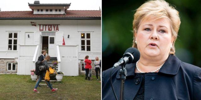 Liverpool hedrar norska offren