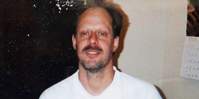 Stephen Paddock, arkivbild. TT NYHETSBYRÅN