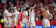 Sevilla i en tidigare match.  Miguel Morenatti / TT NYHETSBYRÅN/ NTB Scanpix