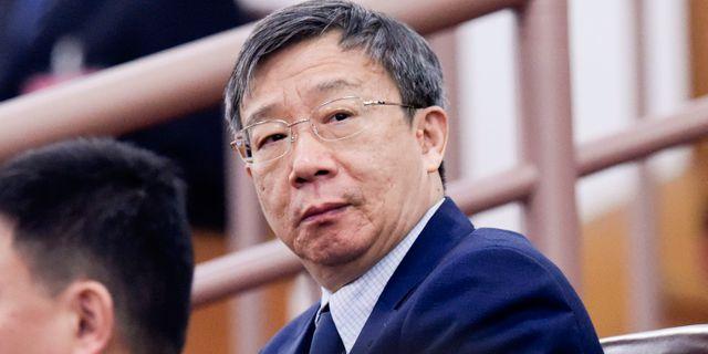 Yi Gan FRED DUFOUR / AFP
