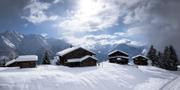 Illustrationsbild över Alperna
