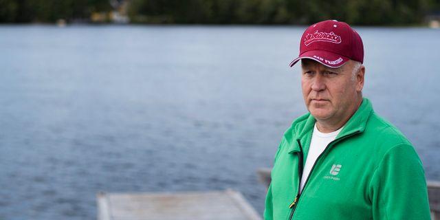 Sten Eriksson.  Erik Abel/TT / TT NYHETSBYRÅN