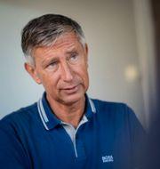 Richard Bergström. Stina Stjernkvist/TT / TT NYHETSBYRÅN